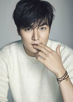 Lee Min Ho for Chow Tai Fook