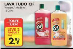 #lavatudo #cif #L2P3 #W31 #PD