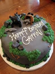 how to train your dragon cake - Google Search
