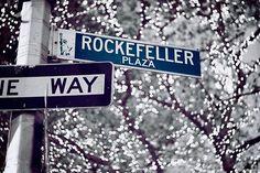 Rockerfeller plaza