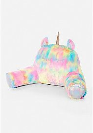 Justice - Your Space Girls Pastel Unicorn Lounge Pillow. Tween Girls Bedroom Décor, Bedding, and Accessories from Justice. Unicorn Room Decor, Unicorn Rooms, Unicorn Bedroom, Cute Unicorn, Rainbow Unicorn, Unicorn Party, Unicorn Birthday Parties, Unicorn Eyes, Real Unicorn