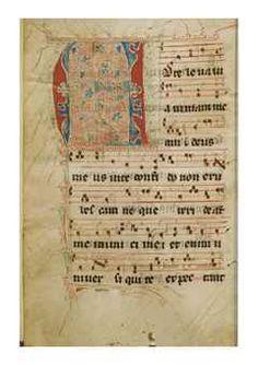 POCKET-GRADUAL, in Latin, DECORATED MANUSCRIPT ON VELLUM