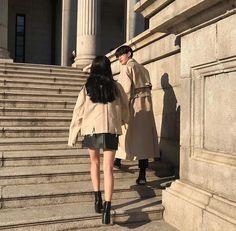 January 13 2020 at fashion-inspo Couple Aesthetic, Beige Aesthetic, Aesthetic Photo, Couple Ulzzang, Ulzzang Girl, Korean Couple, Korean Girl, Cute Couples Goals, Couple Goals