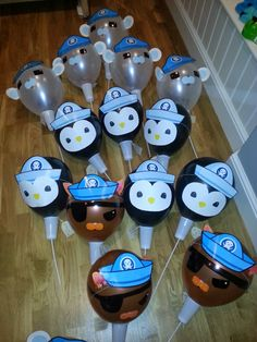 vegimals from balloons - Google Search