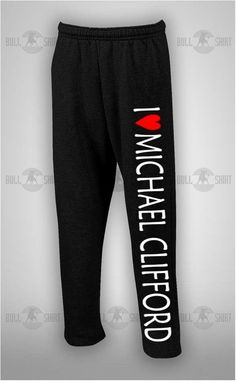 i need this in my life... I love Michael Clifford 5SOS Sweatpants #Gildan #SWEATPANTS