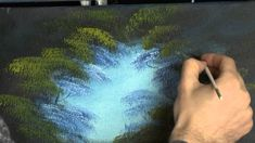 Wooded Fall - Painting Lesson
