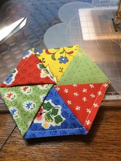 This coaster is so easy peasy you won't believe it. I was at a retreat and one of the girls showed us how to do these. I thought t...