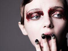 Olesya Ivanishcheva & Cirkeline Nielsen In Formation By William Lords For Models.com