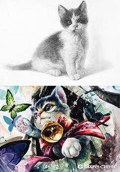 그린섬 Diversity Poster, Composition Art, Still Life Drawing, Art Competitions, A Level Art, Pencil Art Drawings, Designs To Draw, Art Tutorials, Art Reference