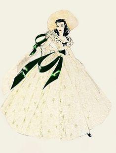 Прекрасные платья для Скарлетт. Часть 1. | Блогер Mademoiselle_Anastasia на сайте SPLETNIK.RU 12 сентября 2017 | СПЛЕТНИК