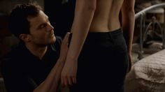 Dakota Johnson & Jamie Dornan. FIFTY SHADES DARKER