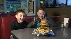 """My friend Blaine of nearly forty years, offers one of the Best Burgers in Seattle at """"Zippy's""""."""