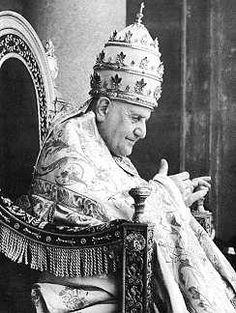 The Saint Bede Studio Blog: Saint John XXIII : 2