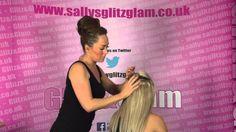 Sallys Glitz & Glam Beauty Works Human Hair Remy Quad Weft