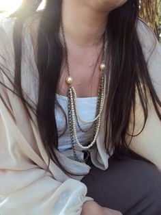 Collar: Dalila / Necklace: Dalila