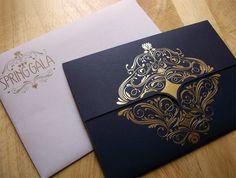 92Y Spring Gala Invitation 2013