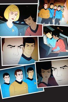 Star Trek The Animated Series... I love it!!!
