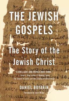 The Jewish Gospels, La Historia de Jesús como judío. A ver si nos vamos enterando todos de una vez que sí lo era y eso, precísamente, era lo que le hacía ser El y seguir siendo Todos