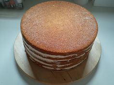 Bizcocho para tartas fondant | blogjaquescakes