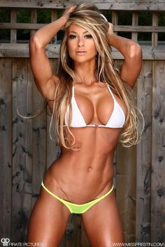 Could she be any more fit? http://media-cache2.pinterest.com/upload/251146116690166758_ud8OGQsB_f.jpg alexjansen70 beautiful
