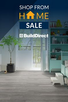 BuildDirect®: Cabot Vinyl Planks - PVC Glue Down - Parkland Collection Vinyl Planks, Vinyl Flooring, Innovation Design, Color Patterns, Confident, Knots, Basement, Families, Blues