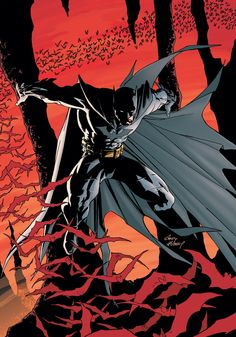 BATMAN VS. THE BLACK GLOVE DELUXE EDITION HC by Andy Kubert