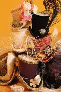 Springtime Top Hat W http://ift.tt/1OhwoEV