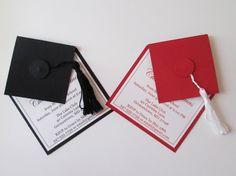 Graduation Invitations, High School Graduation, College Graduation Invitation, Graduation Invite, Class Of 2016, Graduation Party Invitation