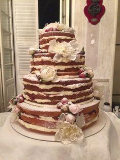 Naked cake By patrizia cicala cake&cooking