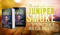 GRAB IT BEFORE THE PRICE GOES UP!  The book that has taken the indie community by storm and is now poised to take on Hollywood as news dropped that Juniper Smoke By Sadia Ash has been optioned to be a major motion picture! Grab your copy of parts I&II of this trilogy now for only $1.99 for a limited time! And fall in love with Kyle and Junipers intense whirlwind of a love story. Hollywood CA  January 26 2017 Juniper Smoke a fresh new series that swept the womens lit world will now be…