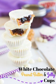 White Chocolate PB&J Cups A baJillian Recipes-18(title)