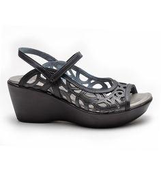 Deluxe - Metallic Road - Wedges - Sandals - Women's