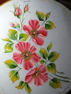 rosa selvatica per tovaglietta da colazione