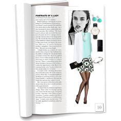 Mint colour by alexsandrastyle on Polyvore featuring moda, Jane Norman, Theory, Hanes, Boohoo, Michael Kors, Jarin K, ASOS, Daniel Wellington and NARS Cosmetics
