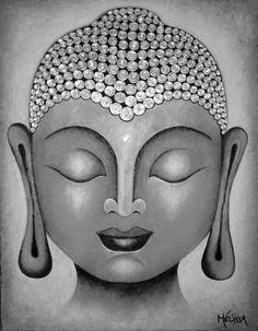 Grey Buddha 6