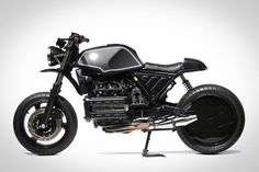 BMW K100 By The Sports Custom