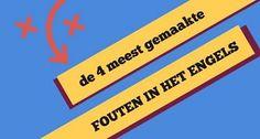 De 4 meest gemaakte fouten in het Engels. Nederlanders maken vaak dezelfde fouten in het Engels. In het artikel de fouten en de oplossing. SR training zakelijk Engels.