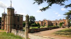 The National Trust's Charlecote Park is a 16th century country house, located near Stratford-upon-Avon, Warwickshire.