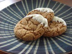ジンジャースナップクッキー