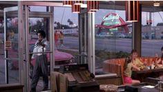 Southgate Lakeland shopping Center on Edward Scissorhands movie
