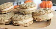 Made It. Ate It. Loved It.: Mini Oatmeal Pumpkin Cream Pies
