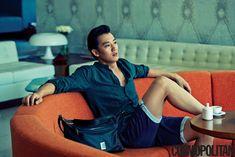 Kim Rae Won for Cosmopolitan Korea