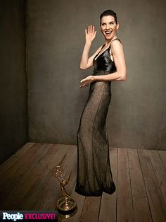 HAPPY WIFE, HAPPY LIFE  photo | Julianna Margulies at 2014 Emmys
