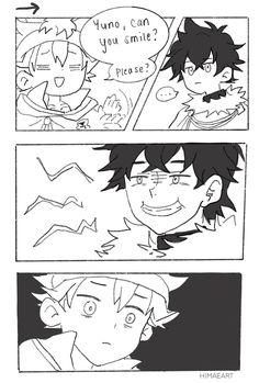 Black Clover Manga, Storyboard Artist, Wattpad, Black Cover, Demon Slayer, One Piece Anime, Black Butler, Anime Comics, Funny Comics
