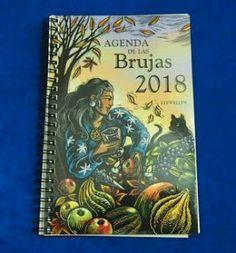 sibila esotérica: AGENDA de las BRUJAS 2018