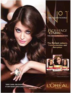 L'Oreal Paris Superior Preference Color Care System Dark Golden Brown 4G - Google Search