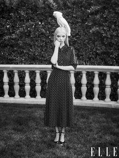 Anya Taylor Joy, Elle Magazine, Editorial, Tv Awards, Dior Haute Couture, Female Actresses, Twitter, Mtv, Movie Tv