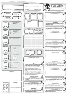 Bewitching image inside printable dm screen 5e portrait