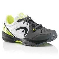 HEAD Tennis shoes Revolt Junior Unisex Junior grey/white