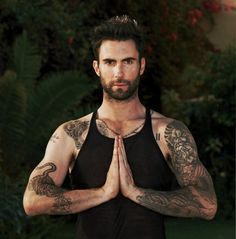 Maroon 5..attracted to hot tattooed guys i don't know why